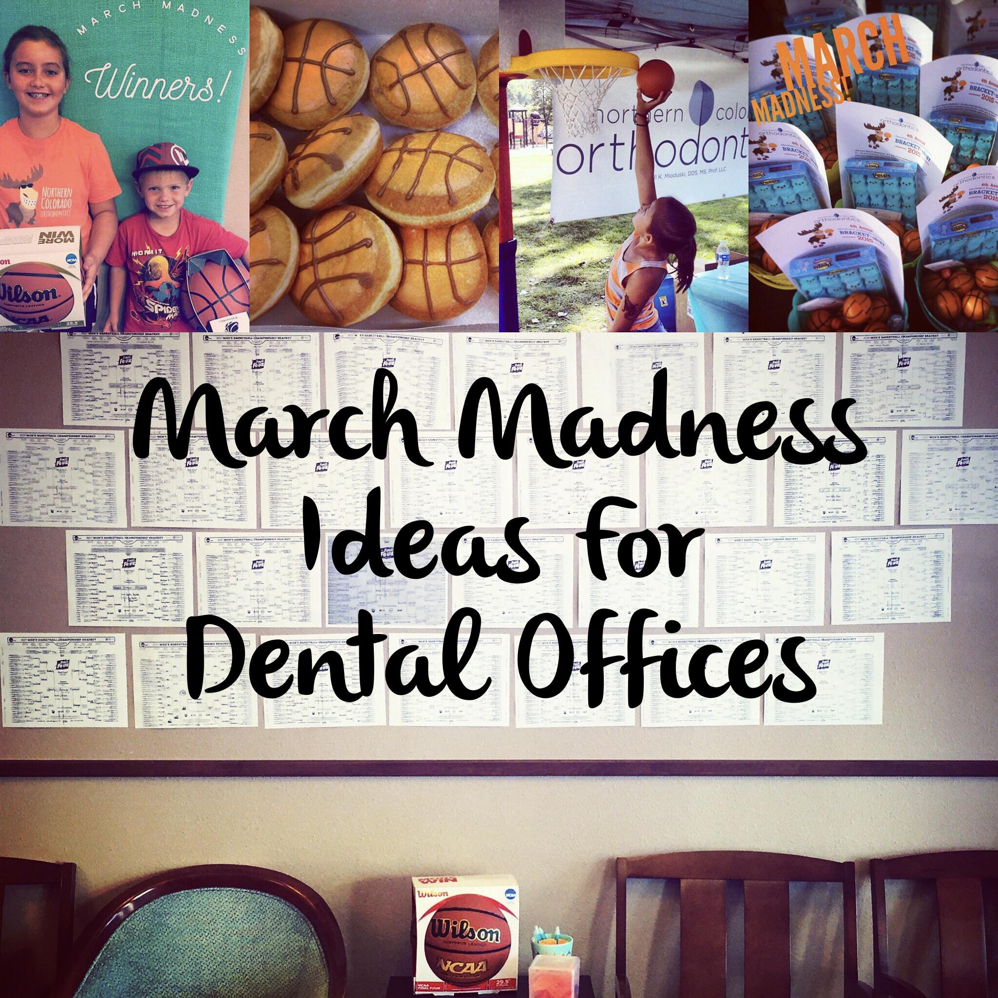 Dental office giveaway ideas